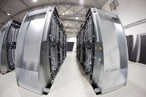 Cloud Computing Server Racks